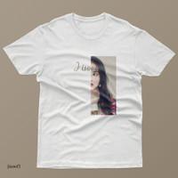 T-Shirt Kaos jisoo Blackpink Kaos k-pop