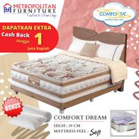 Comforta Spring bed Comfort Dream (Full Set) 180x200
