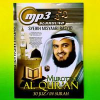 KASET ORIGINAL MP3 MUROTTAL AL QURAN 30 JUZ-KASET CD MP3 AUDIO NGAJI
