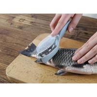 Alat Pembersih Sisik Ikan Fish Skale Skin Scrapper Desain Ikan Unik