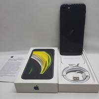 Iphone SE 2020 64GB Black Resmi Ibox