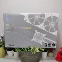 Asus ROG Strix LC 240 RGB AIO White - Putih Cooler Intel 1200 AMD AM4