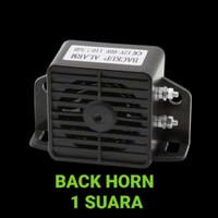 backup back up alarm buzzer horn klakson mundur atret