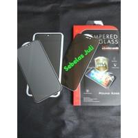DELCELL Oppo F11 Pro Anti SPY Full Tempered Glass Privacy Hitam
