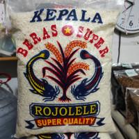 Beras Rojolele Medium 5kg