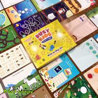 Mainan Edukasi Anak by Playlabs Busy Kids Activity Cards