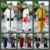 Baju koko anak/Muslim jubah bayi laki/1-10 tahun/Koko bagus/koko keren