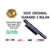 Baterai Batre laptop Acer Aspire 4738, 4739, 4741, 4750, 4752, 4755 OR