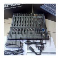 Mixer Ashley LM 8 Origina Ashley LM8 Bluetooth 8 Channel