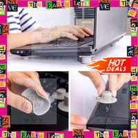 Alas Laptop Ipad Bantalan Kaki Laptop Cool Feet