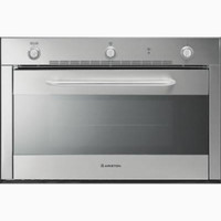 Ariston Built in Maxi Oven 90 Cm Gas Oven & Electric Grill MG21RIX