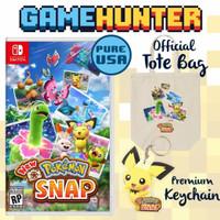 Nintendo Switch New Pokemon Snap - PureUS No Bag