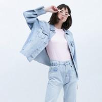 ODIVA Dioz Denim Jacket - Blue