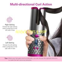 Wireless Rechargeable Auto Hair Curlier / Pengeriting Rambut Otomatis