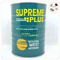 ARTEMIA SUPREME PLUS 425 GRAM ORIGINAL 100% GOLDEN WEST ARTEMIA 425GR