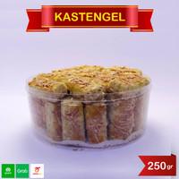 Kastengel Keju, Kue Kering Kastengel / Kastengel Premium Wisman