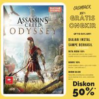 Assasin Creed Odyssey| CD DVD GAME | PC GAME | GAMING | KASET GAME | P