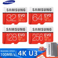 SAMSUNG Micro SD 64GB 128GB 256GB 512GB Class 10 Evo SD Card Memory