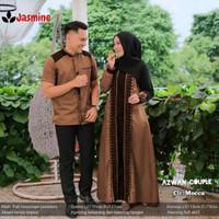 baju couple muslim syari AZWAN