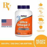 Now Foods Ultra Omega 3 180 Softgel