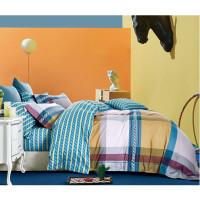 Sleep Buddy Set Sprei dan Bedcover Minimosly Cotton Sateen