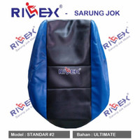 RILEX Luxury - Sarung Jok Mobil INNOVA model Standar / Seat Cover