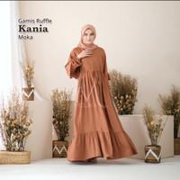 Gamis muslim/ Homedress Kania