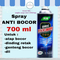 Spray Ajaib Atasi Bocor Anti Rembes Waterproof Glue Spray Lem Kuat