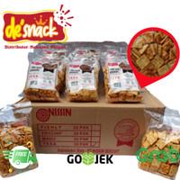 Distributor/Grosir/Snack/Cemilan/BISCUIT TEXA NISSIN
