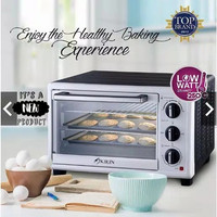 oven kirin kbo 190 lw low watt (285 watt)