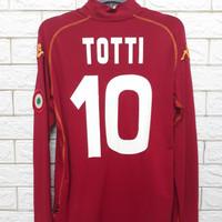 Jersey kaos baju Bola Original asli As Roma Totti