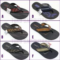 Sandal Jepit Pria Carvil ORIGINAL - 39