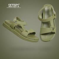 Sandal Sepatu Karet Wanita SOURSOP - Sandal Karet Premium IMPORT