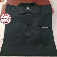 Polo shirt Pria Kaos Kerah Consina Good Seller