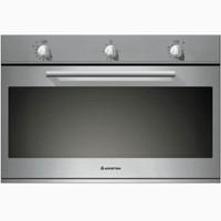 Ariston Built in Maxi Oven 90 Cm Gas Oven & Electric Grill MKG21IX