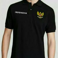 Kaos Kerah Polo shirt Elegant Timnas Indonesia