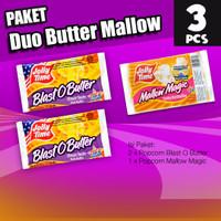 Paket Duo Butter Mallow (2BOB, 1MM) - Jolly Time Mircowave Popcorn