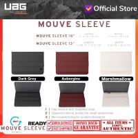 UAG [U] Mouve Sleeve Macbook-Laptop-iPad-- Tablet (13Inch & 16 Inch) - 13 Inch, Darl Grey