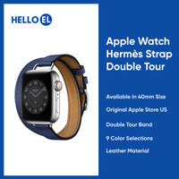 Apple Watch Applewatch Hermes Strap Double Tour (Strap Only)