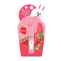 Mentholatum LipIce Fruity Lip Balm Strawberry 3.5g