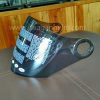Visor Zeus ZS610 - DARK SMOKE 75% Z610 Z 610