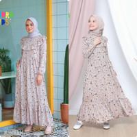 GYN 04 Mocca Baju Homedress Couple Ibu Anak Gynura