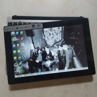 NOTEBOOK ACER ONE 10 TAB TABLET KEYBOARD LAYAR TOUCHSCREEN LAPTOP