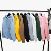 Sweater hodie polos jumper pria dan wanita all warna