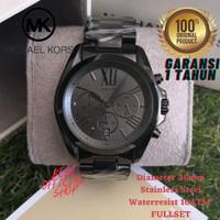 [ORIGINAL] MICHAEL KORS Jam Tangan Wanita MK6249 Black Original