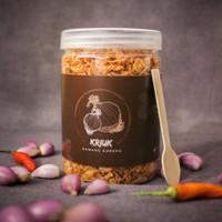 Bawang Goreng Premium KRIUK / Premium Fried Shallots KRIUK