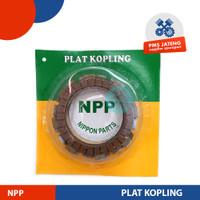 PLAT KOPLING KAMPAS KOPLING FR 80 JUPITER Z NPP