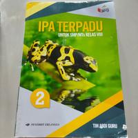 buku IPA terpadu untuk SMP kelas 8 K 2013 Erlangga