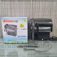 ATMAN HF-0400 HANG-ON FILTER HANGING FILTER GANTUNG AQUARIUM