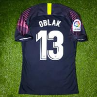 Jersey Atletico Madrid Original Template 2018-2019 Goalkeeper P2R